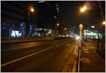 昔、こういう夜の車道ばっかり撮っていた。