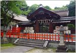 京都を一望出来る。