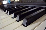ピアノは好調。